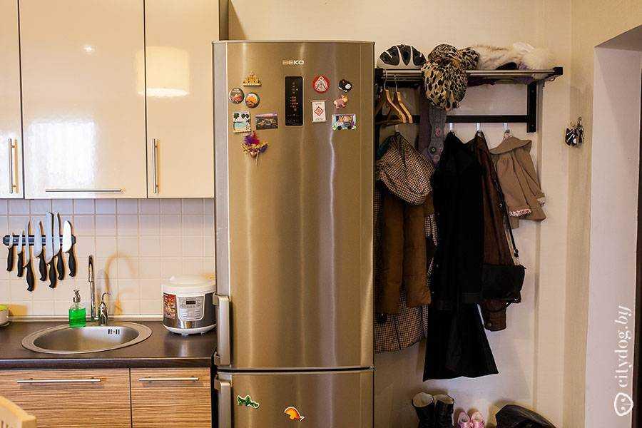 Как сделать антресоль своими руками в коридоре между кухней и прихожей
