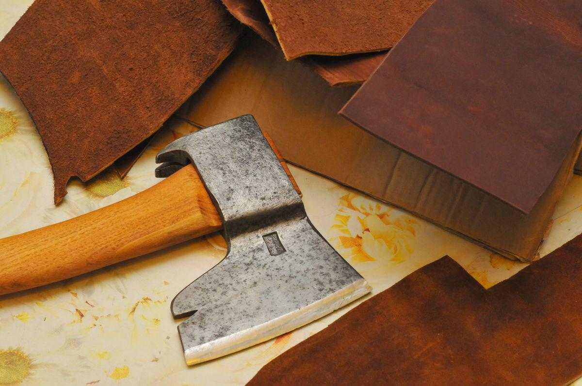 Как сделать топор викинга из обычного топора