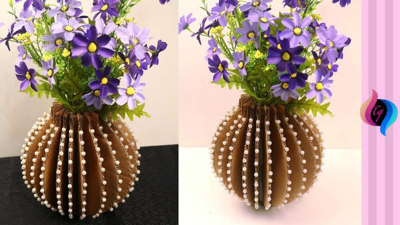Декор вазы — 115 фото лучших идей и мастер-класс оригинального украшения и декора