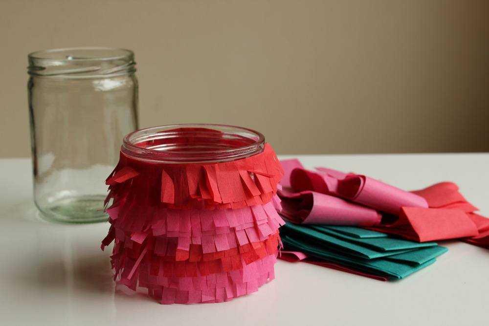 70 красивых идей: ваза своими руками - фото и видео