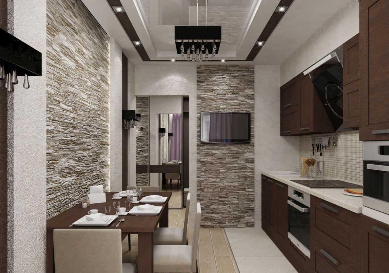 Как правильно перенести кухню в прихожую?