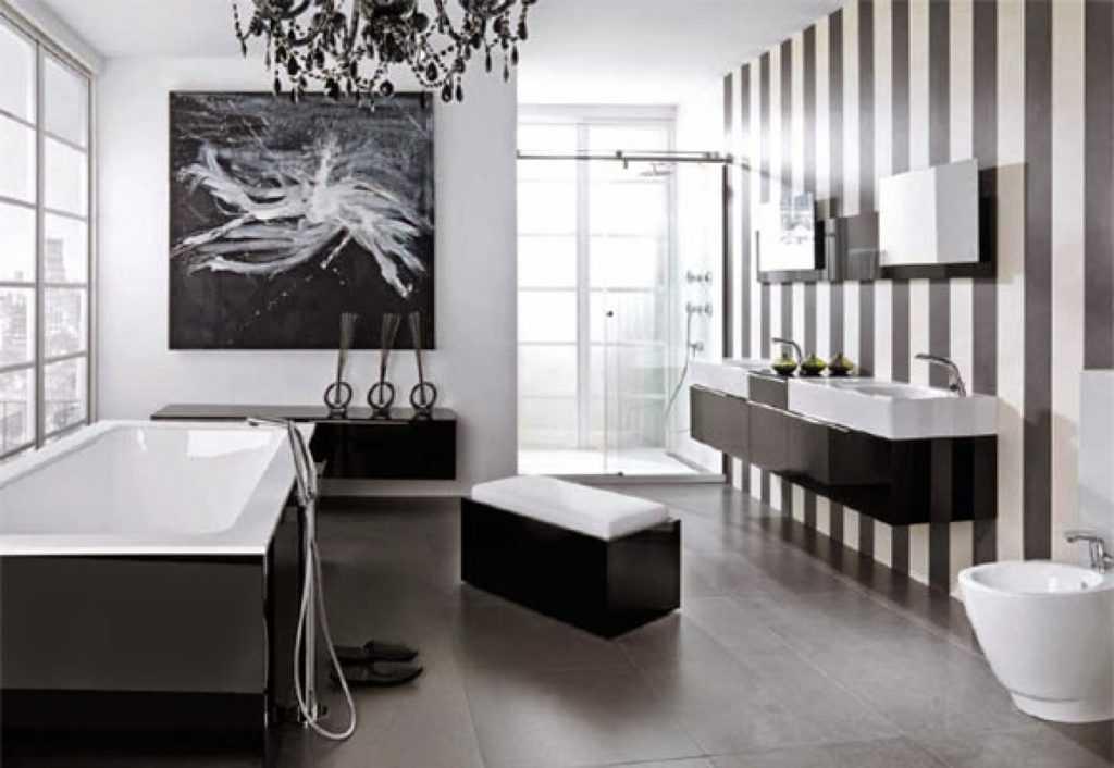 Как правильно оформить маленькую ванную комнату