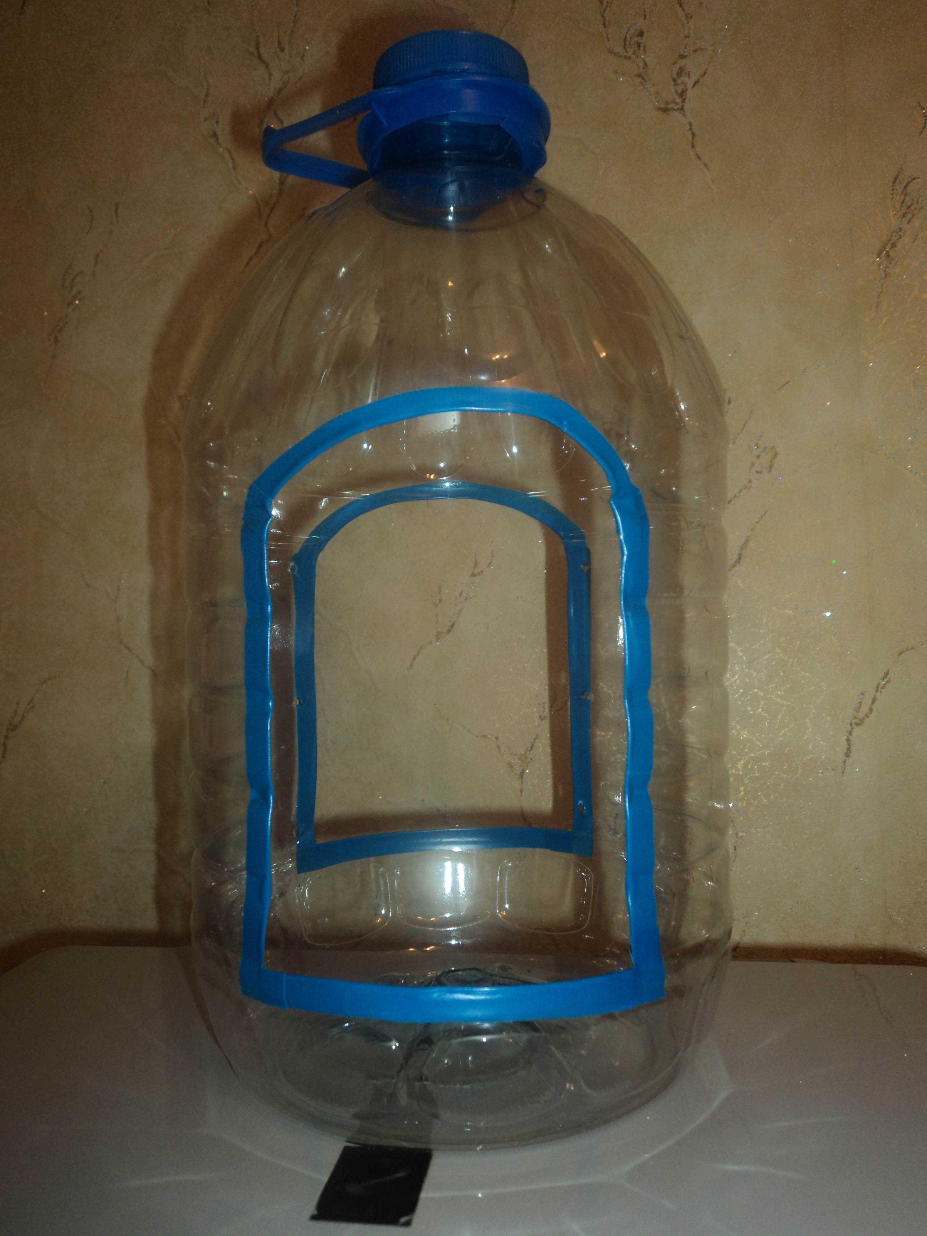 Кормушка из пластиковой бутылки - 75 фото как сделать простую кормушку