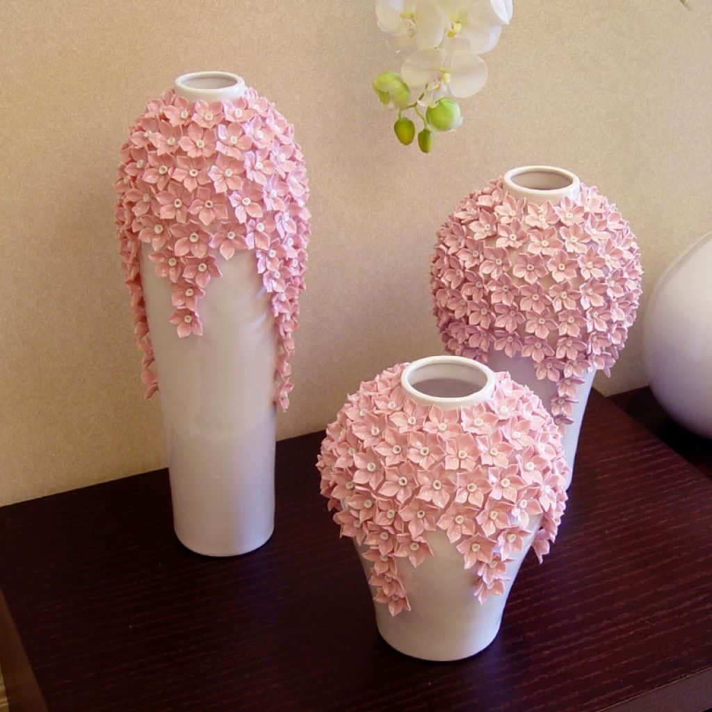 Поделка ваза: мастер-класс изготовления красивых и простых красивых ваз для украшения интерьера (видео и 70 фото)
