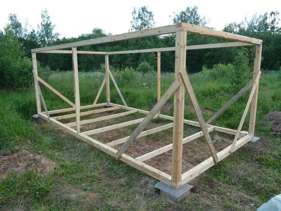 9 советов, какой сарай построить на даче, или выбираем материал для сарая