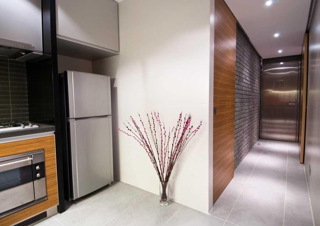 Кухня в коридоре (56 фото): согласование переноса, дизайн интерьера кухни-прихожей. как можно перенести кухню и сделать перепланировку?